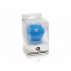BLUETOOTH WATERPROOF SUCTION SPEAKER BLUE - NOVO