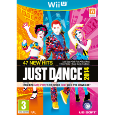 WII U JUST DANCE 2014- USADO