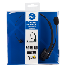 AUSCULTADORES BLUETOOTH HEADSET PS3 UNDERCONTROL