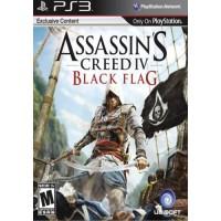 PS3 ASSASSINS CREED IV BLACK FLAG - USADO