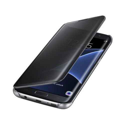 CAPA CLEAR VIEW SAMSUNG GALAXY S7 EDGE COMPATIVEL