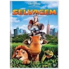 FILME SELVAGEM DVD - USADO