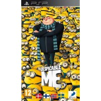 PSP DESPICABLE ME - USADO