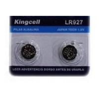 PILHA ALKALINE 1.5V LR927 395 AG-7 KINGCELL