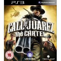 PS3 CALL OF JUAREZ THE CARTEL - USADO