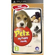 PSP PETZ MY PUPPY FAMILY- USADO SEM CAIXA