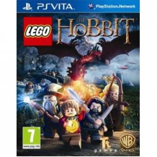 PS VITA LEGO THE HOBBIT - USADO