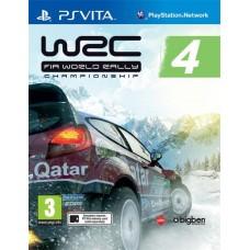 PSVITA WRC 4 -USADO SEM CAIXA