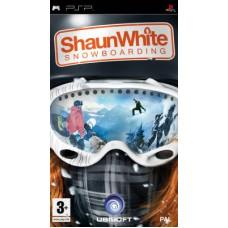 PSP SHAUN WHITE SNOWBOARDING - USADO