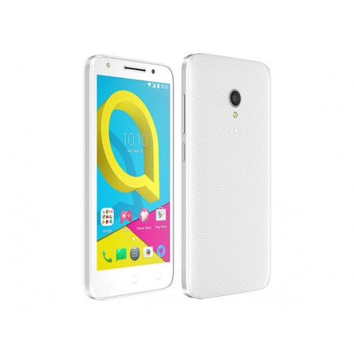 ALCATEL U5 3G DS WHITE 4047D NOVO