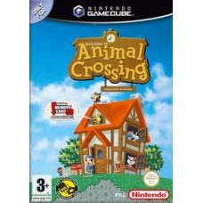 GC ANIMAL CROSSING - USADO