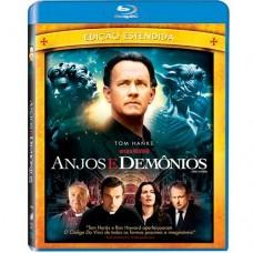 FILME ANJOS E DEMÓNIOS: VERSÃO ALARGADA BLU-RAY USADO