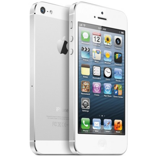 APPLE IPHONE 5 16GB VODAFONE  BRANCO - USADO