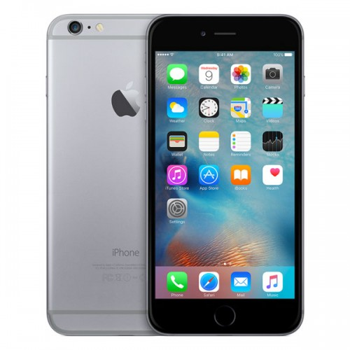 APPLE IPHONE 6 PLUS 16GB LIVRE SPACE GRAY -USADO