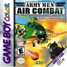 GBC ARMY MEN: AIR COMBAT - NOVO