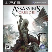 PS3 ASSASSIN´S CREED III USADO