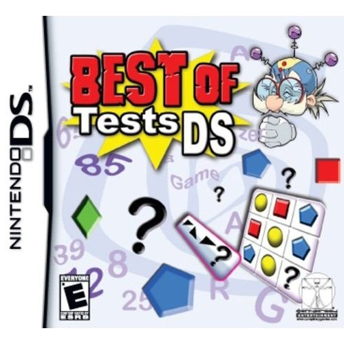 NDS BEST OF TESTS - USADO