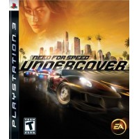 PS3 NEED FOR SPEED UNDERCOVER - USADO