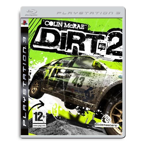 PS3 COLIN MCRAE DIRT 2 - USADO
