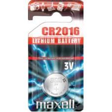 PILHA 3V CR2016 MAXELL