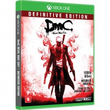 XBOX ONE DEVIL MAY CRY DEFINITIVE EDITION - USADO