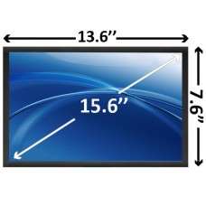 DISPLAY 15.6 LED WXGA HD 1366X768 CONETOR 40 PINOS ESQ. STD GLOSSY