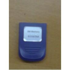 GC MEMORY CARD 8MB - USADO