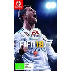 NINTENDO SWITCH FIFA 18 - USADO SEM CAIXA