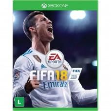 XBOX ONE FIFA 18 - USADO