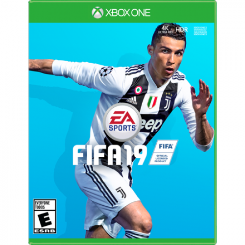 XBOX ONE FIFA 19 - NOVO