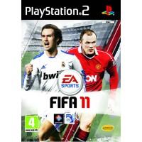PS2 Fifa 11 - Usado