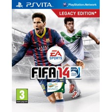 PSVITA FIFA 14 EDIÇÃO LEGACY - USADO
