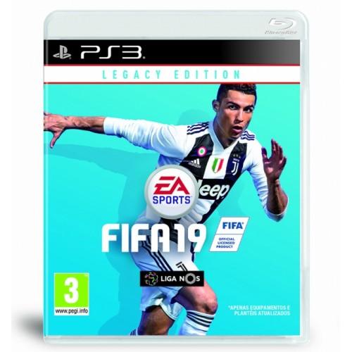 PS3 FIFA 19 - USADO