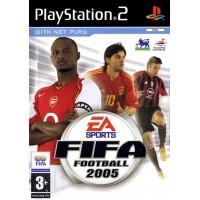 PS2 FIFA FOOTBALL 2005 - USADO