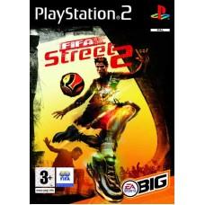 PS2 FIFA STREET 2 - USADO