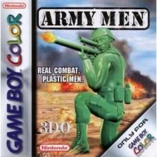 GBC ARMY MEN: REAL COMBAT PLASTIC MEN - USADO
