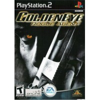 PS2 GOLDENEYE ROGUE AGENT - USADO