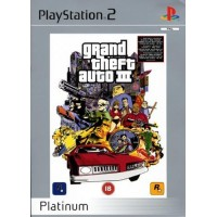 PS2 GRAND THEFT AUTO III - USADO