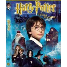FILME HARRY POTTER E A PEDRA FILOSOFAL DVD - USADO