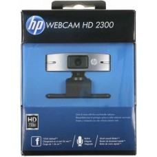 WEBCAM HD2300 HP - NOVO