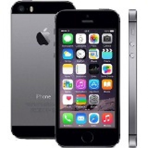 APPLE IPHONE 5S 16GB LIVRE SPACE GRAY (A2) - USADO