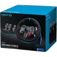 VOLANTE GAMING LOGITECH G29 DRIVING FORCE RACING PC/PS3/PS4