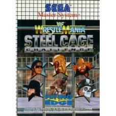 MS WRESTLEMANIA STEEL CAGE CHALLENGE - USADO
