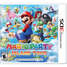 3DS MARIO PARTY: ISLAND TOUR - USADO SEM CAIXA
