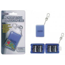MEMORY STICK FULL PROTECT SILICION CASE WITH KEY CHAIN DRAGONPLUS