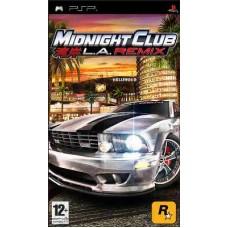 PSP MIDNIGHT CLUB L.A. REMIX - USADO
