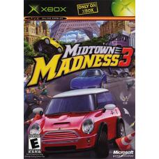 XBOX MIDTOWN MADNESS 3 - USADO SEM CAIXA