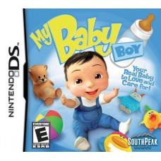NDS MY BABY BOY -USADO