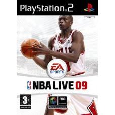 PS2 NBA LIVE 09 - USADO