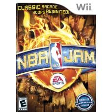 WII NBA JAM - USADO